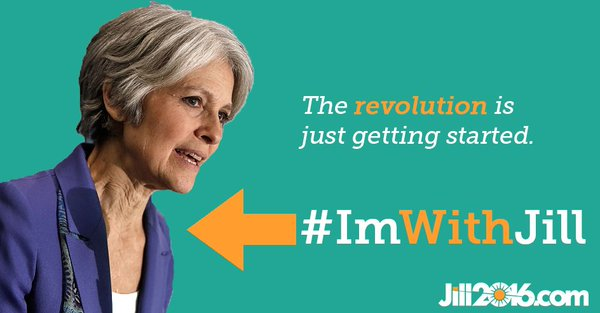 I'm With Jill Stein